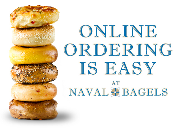 Online Ordering is easy