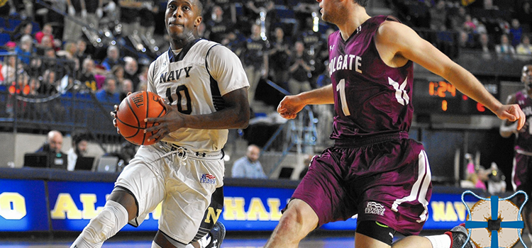 Army-Navy Basketball Double Header on Sunday at Alumni Hall in Annapolis