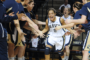 Women's Navy Basketball Featured image