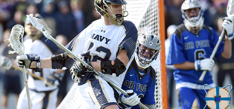 Navy lacrosse team plays at home against Lafayette on Saturday