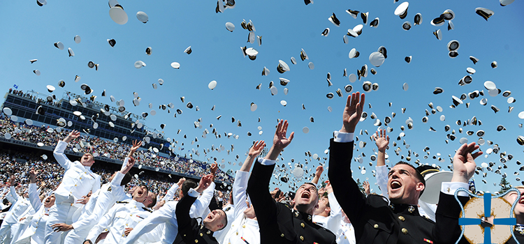 USNA Commissioning Week Highlights